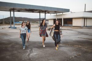 Whos in your gang? Career Success Strategies for new graduates