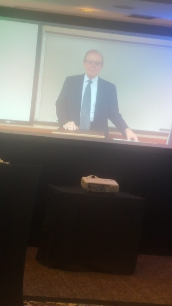 Prof Kimble's video presentation 'No, the law does not normally require legalese'