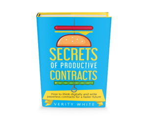 Secrets of Productive COntracts eBook by Verity WHite