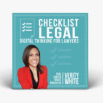 Checklist Legal Podcast Display Verity White 2018